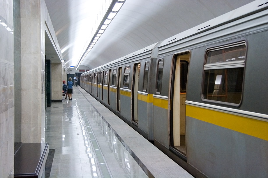 Moscow new metro stations Archive